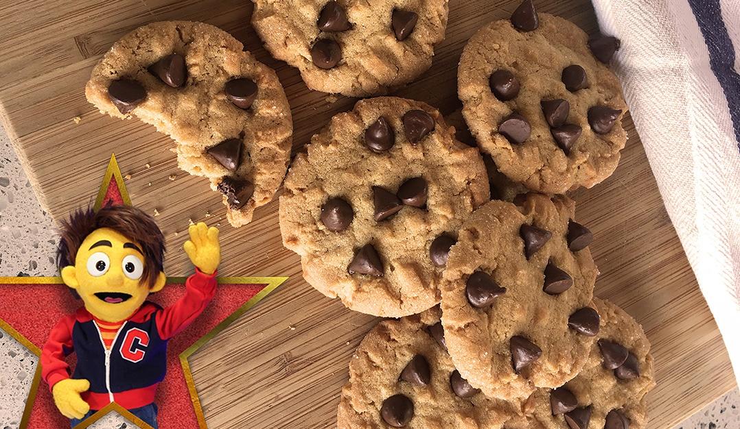 Custard's Peanut Butter Chocolate Chip Cookies