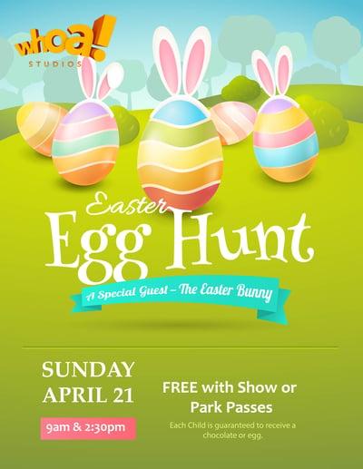 Easter Egg Hunt-1