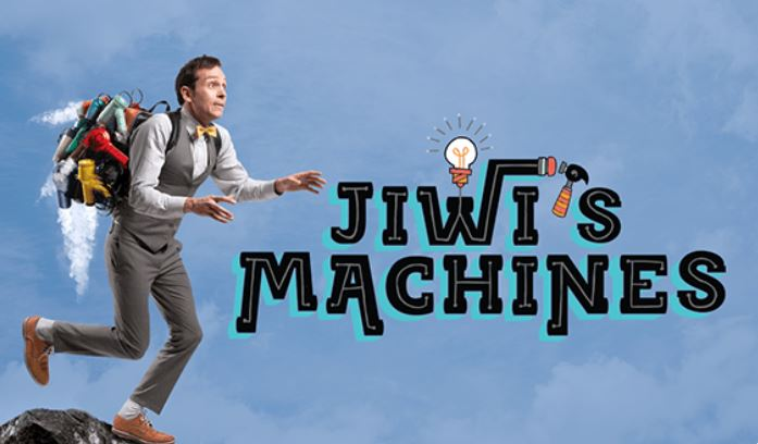 Jiwis Machines Header Image