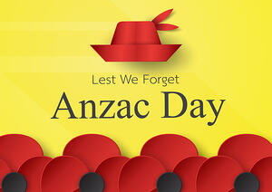Poppy Anzac Hat