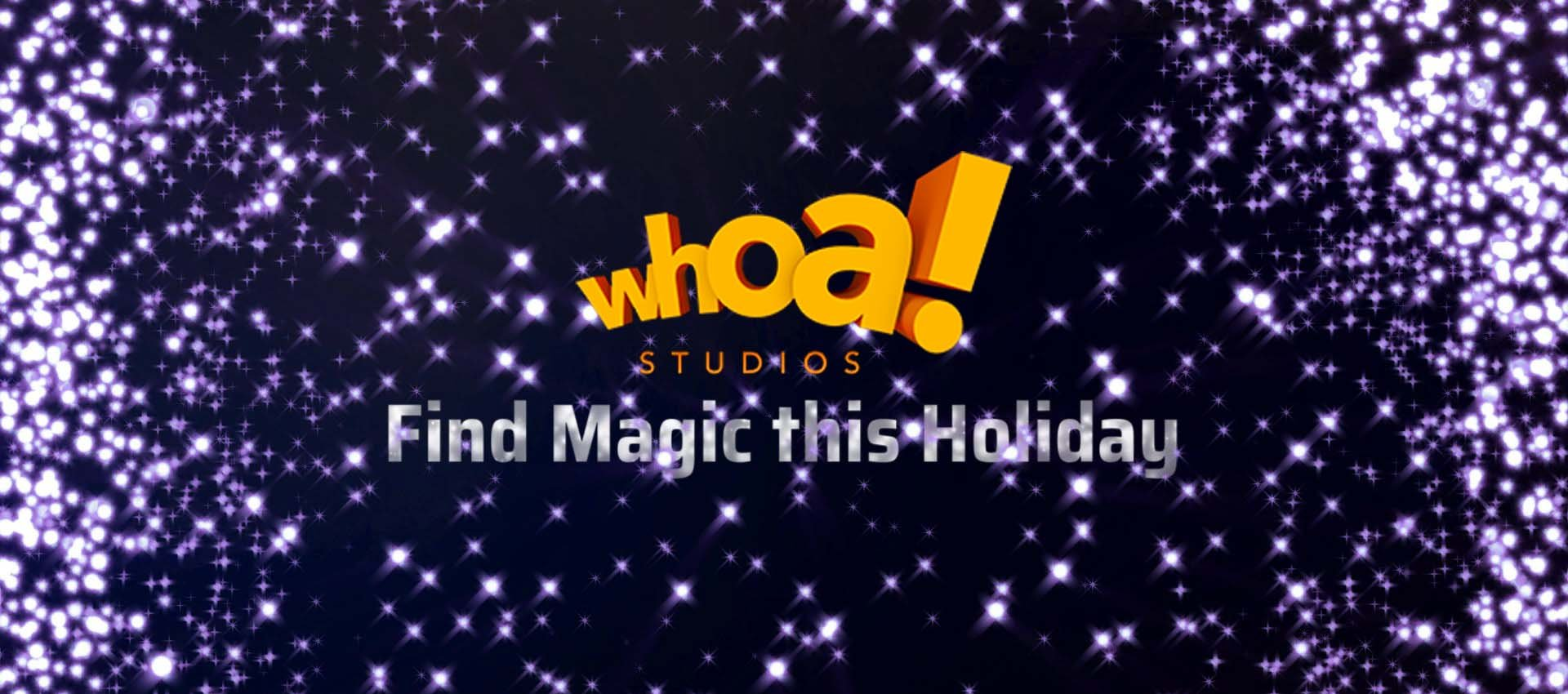 Magical Holiday Fun at Whoa!